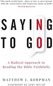 Saying No to God